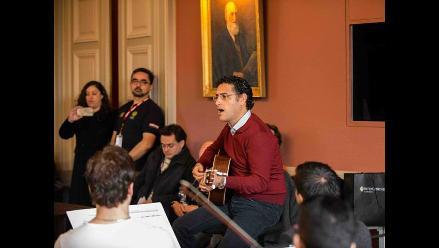 Juan Diego Flórez: Así fueron sus ensayos en Suiza