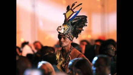 COP20: organizaciones indígenas marchan en defensa de la Tierra