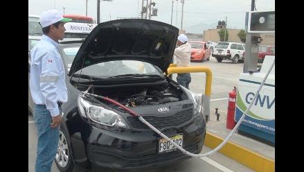 Trujillo ya cuenta con primera estación de gas natural vehicular