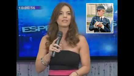 Patricia Alquinta lloró al recordar a