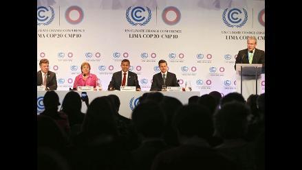 Alianza del Pacífico pide a los países ricos más aportes al Fondo Verde