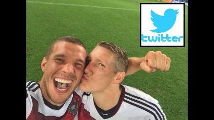 Twitter: Diez mensajes deportivos más retuiteados en este 2014