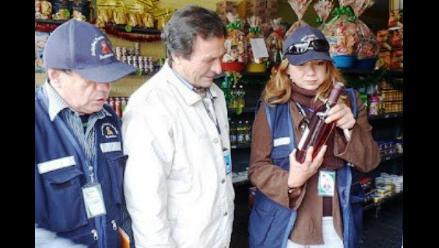 Huamachuco: inician operativos a comerciantes por fin de año