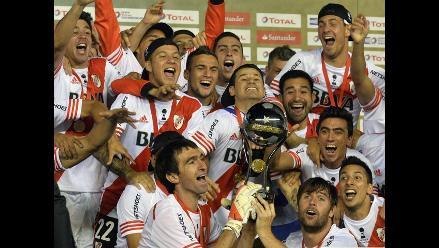 River Plate, campeón de la Copa Sudamericana al ganar 2-0 a Atlético Nacional