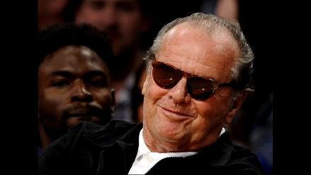 Jack Nicholson evita salir de su casa por Alzheimer