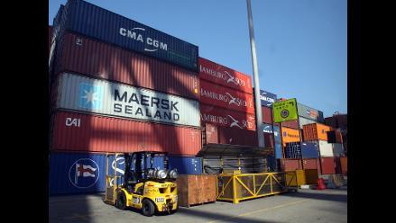 INEI: Volumen de exportaciones peruanas bajó en octubre