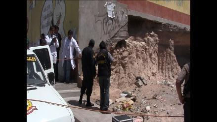 Huamachuco: hallan bebé recién nacido asfixiado y en bolsa de plástico