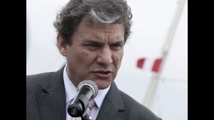 Daniel Figallo se presentará esta tarde ante el Pleno del Congreso