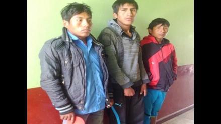 Huacho: delincuentes asaltan bus de la empresa
