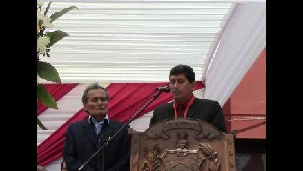 Trujillo: dictan comparecencia restringida a burgomaestre de Moche