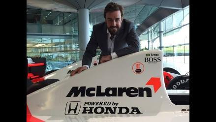Fernando Alonso en McLaren: Aquí los números en su pasada temporada 2007