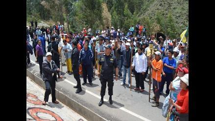 Andahuaylas: protestantes dan tregua y suspenden huelga en Chincheros