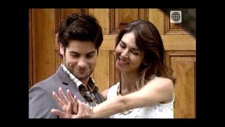 AFHS: Ruby le propone casarse a Nicolás