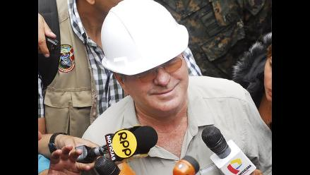 Tacna: Óscar Valdés pide renuncia de Daniel Figallo