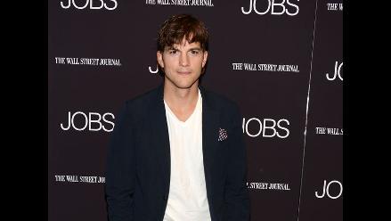 Ashton Kutcher no quiere niñera para su primogénita Wyatt Isabelle