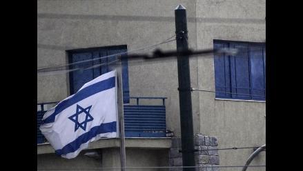 Desconocidos disparan contra la embajada de Israel en Atenas