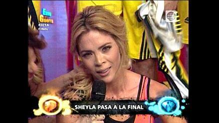 EEG: Sheyla, Benjamín, Angie y Rafael volvieron al reality