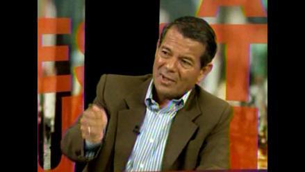 Tío de López Meneses: Ollanta Humala ordenó destruir el bastón de mando