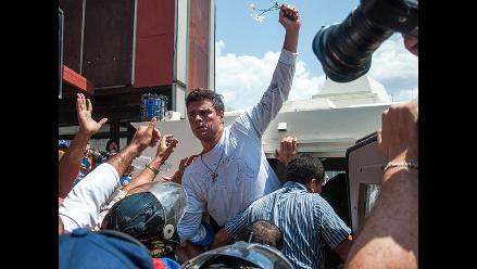Esposa de Leopoldo López: Hoy en Venezuela no hay estado de derecho