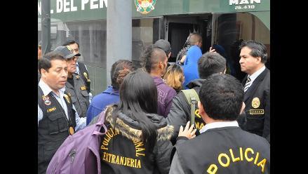 Amazonas: no dejan ingresar a extranjeros a los pongos del río Marañón
