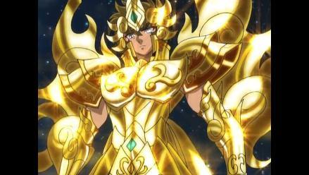 Saint Seiya: Nuevo tráiler del anime Soul of Gold