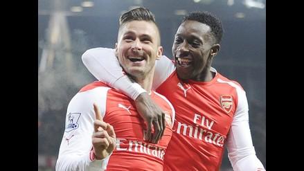 Arsenal 4-1 Newcastle: ´Gunners´ dieron espectáculo en la Premier League