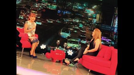 Magaly Medina mostró a Cinthya Esquerre en redada de prostitución