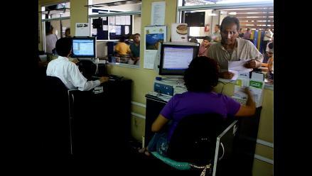Evaluarán a más de 6,000 trabajadores a cargo de contrataciones del Estado