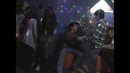 Intervienen a menores de edad en discotecas de Cajamarca
