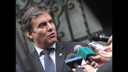 Daniel Figallo: el 82 % cree que debe dejar el cargo, según Ipsos
