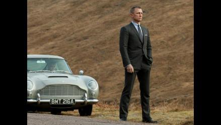 James Bond: piratas informáticos roban guión del nuevo filme