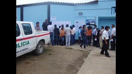 Más de mil 386 profesores rindieron evaluación en San Martín
