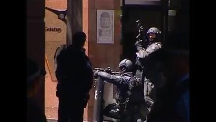 Australia: Hombres armados retienen a más de 10 personas en Sídney