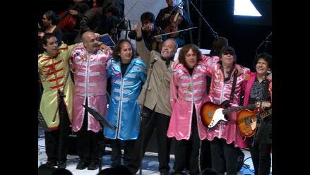 Banda peruana