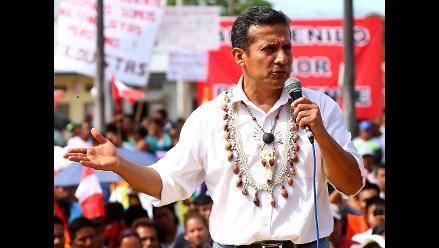 Comisión López Meneses: Humala dice que no tildó de mamarrachos a miembros
