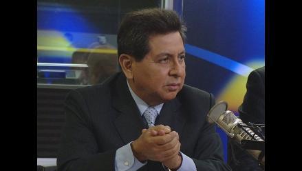 Congreso: Ética recomienda sancionar por 60 días a José León