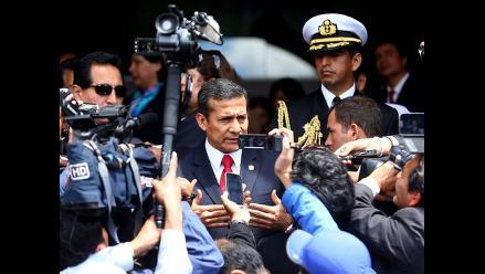 Ollanta Humala vuelve a respaldar a Daniel Figallo tras nueva denuncia