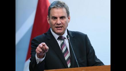 Daniel Figallo: Vilcatoma perjudica trabajo de procurador anticorrupción