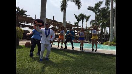 Juan Carlos Orderique: Mira el videoclip de El baile del chicle