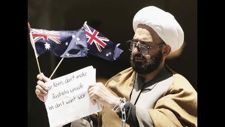 Australia: policía identifica al iraní armado que tomó rehenes en cafetería
