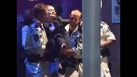 Concluye rescate de rehenes en café de Sidney deja 3 muertos y 4 heridos