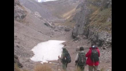 Santuario Nacional del Ampay sufre los impactos del cambio climático