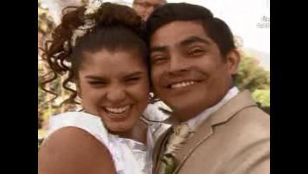 AFHS: Fernanda y Joel se casaron