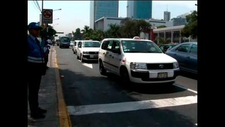 Corredor Javier Prado tendrá 39 paraderos, informa diario