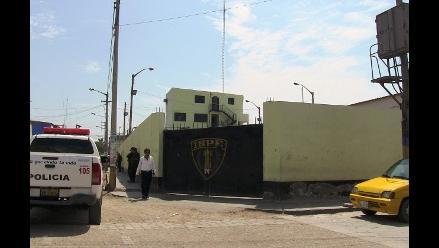 Chincha: intervienen a mujer que intentó ingresar celulares al penal