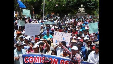 Cusco: un muerto deja enfrentamiento entre pobladores de Calca y PNP