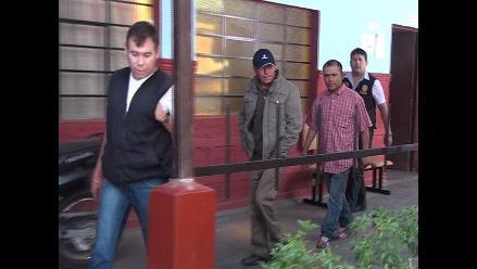 Arequipa: detienen a dos sujetos por tocamientos indebidos
