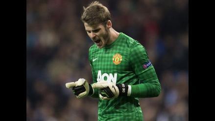 Manchester United confía en la renovación del portero David de Gea