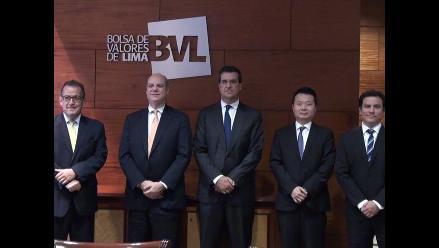BVL presentó Indice Selectivo asociado con S&P Dow Jones