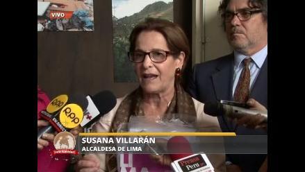 Susana Villarán: Implementación del corredor Javier Prado será gradual